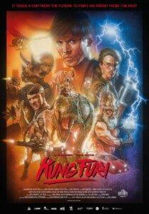 Poster di Kung Fury
